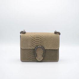 Maes & Hills Central - Snake print Cross body Bag