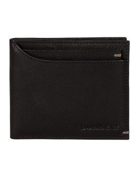 Burkely Antique Avery Billfold Low CC wallet-Black
