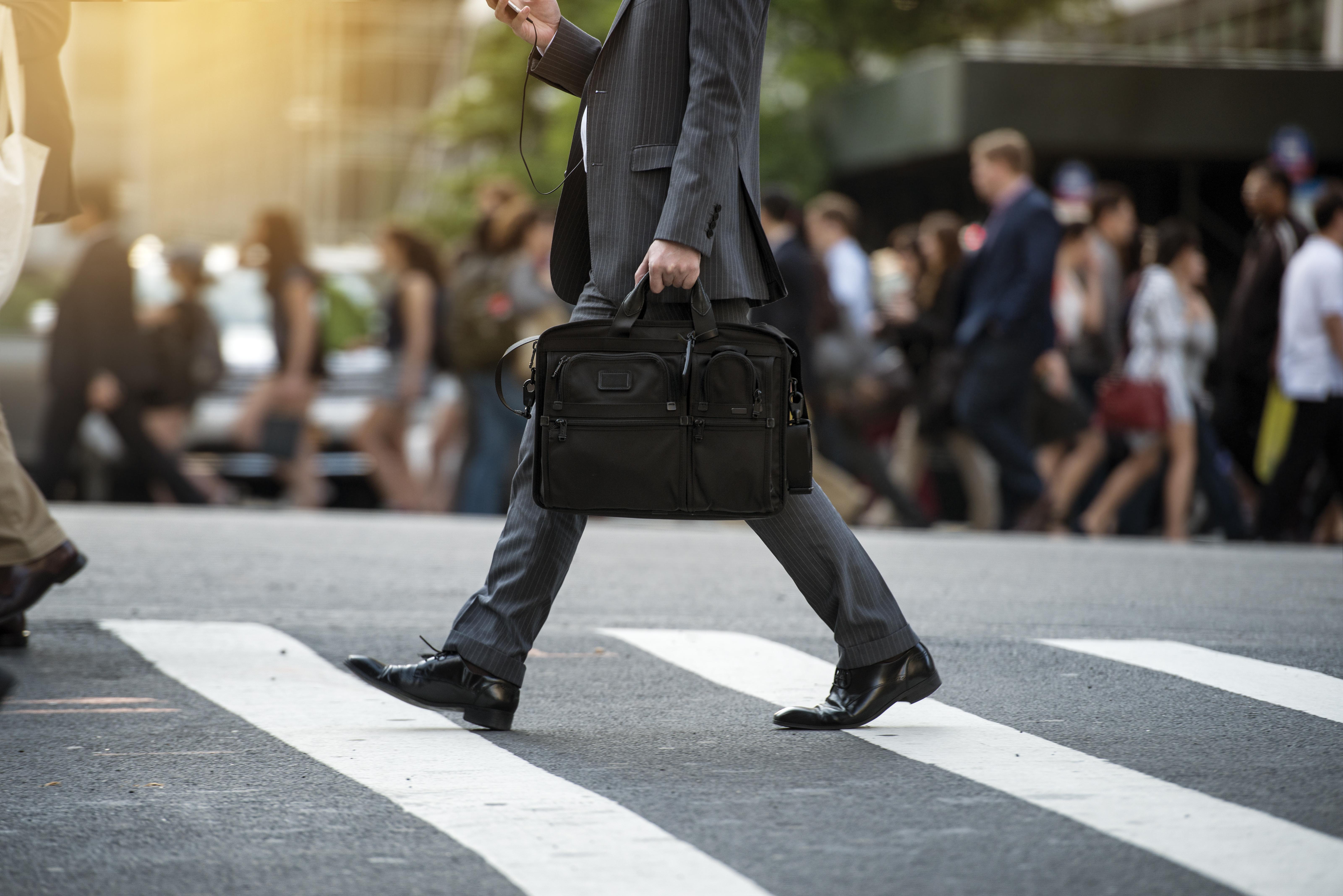 Stijlvol de straat op met een laptoptas