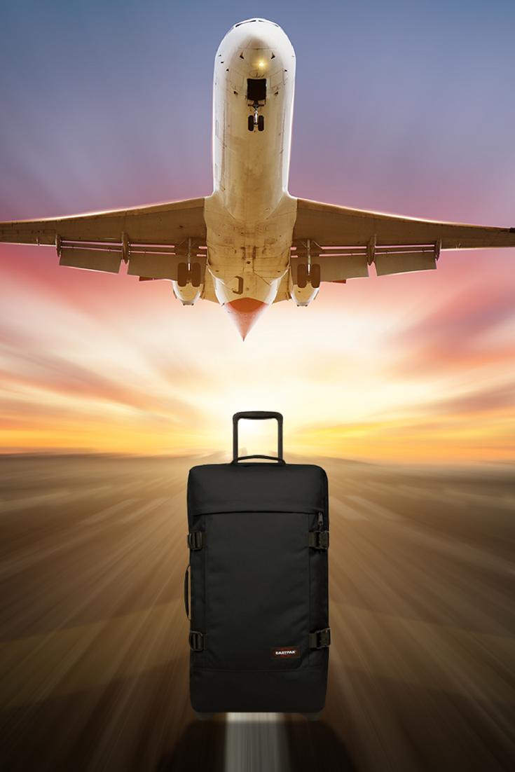 Ik ga op reis en ik neem mee… een Eastpak Tranverz