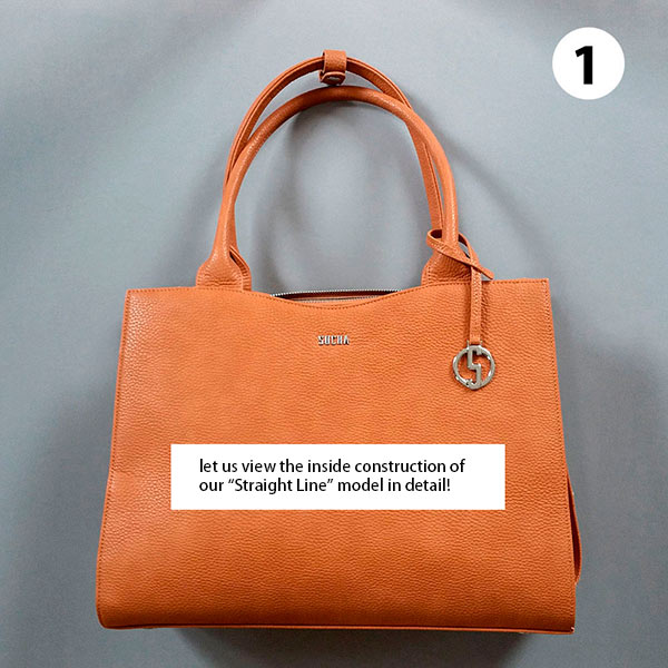 Socha Business Bags: well thought out and elegant